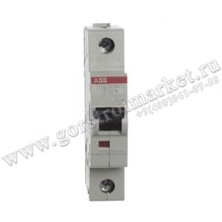 Автоматический выключатель ABB 1P S201 C16