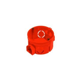 Коробка Hegel КУ1101 уст.д/бл.1пост. внеш.68мм, 42мм с винтам.